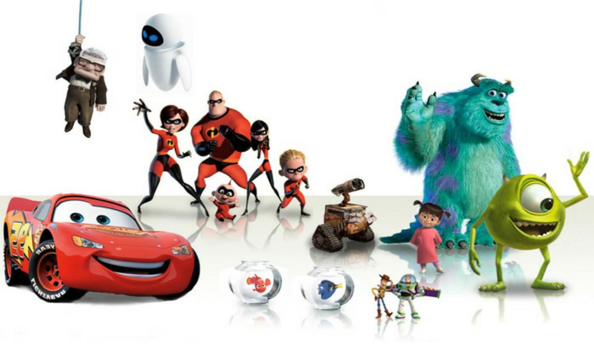Friendships in Disney Pixar Movies