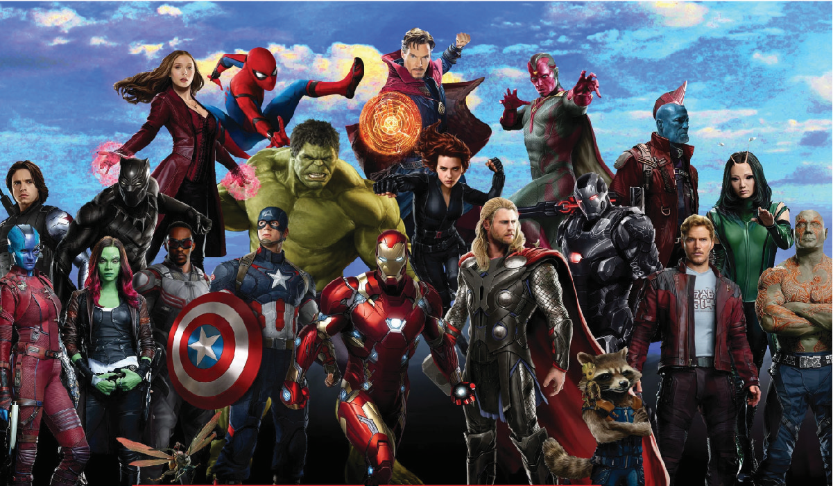 highest grossing Marvel collection movies