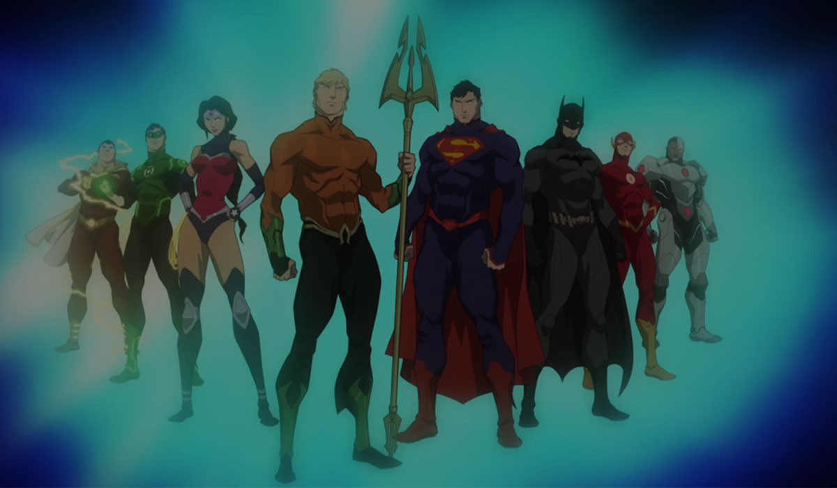 top best dc animated movie universe movies to watch
